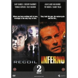 Recoil / Inferno - DVD