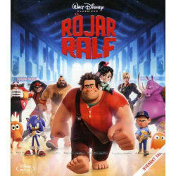 Röjar-Ralf - Bluray
