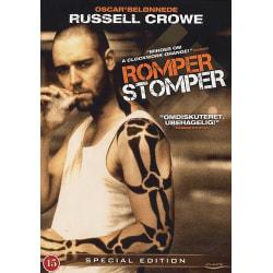 Romper stomper / S.E.   - DVD  - Norskt Omslag