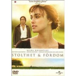 Stolthet & Fördom - Pride & Prejudice - 2005 - DVD