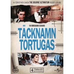 Täcknamn Tortugas - The Rhinemann Exchange -DVD