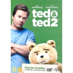Ted 1 & 2 (2 disc) - DVD
