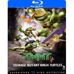 Teenage Mutant Ninja Turtles - TMNT  - Bluray