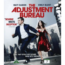The Adjustment Bureau - Bluray
