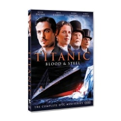 Titanic: Blood And Steel (Miniserie) (4 disc)  -DVD