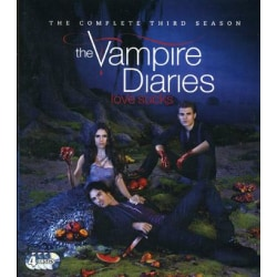 Vampire Diaries - Säsong 3 - Bluray