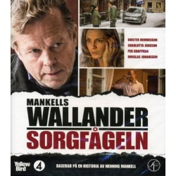 Wallander 32 - Sorgfågeln - Bluray