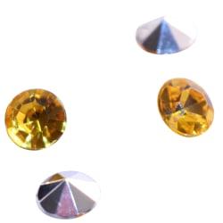 100 pack diamanter guld/metall, bordsdekoration, fest, nyår guld