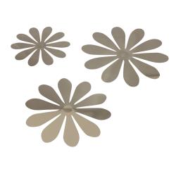 12 pack dekorativa blommor till vägg tavla inredning  Spegel