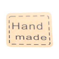 140 pack etiketter handmade hemgjorda dekoration ge bort  kalas