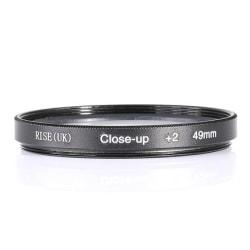 +2 MAKRO filter 40.5 - 62 mm. Välj storlek i listan!