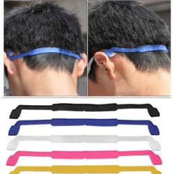 2-pack hållare till solglasögon, sportband gummi/ silicone band flera färger