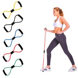 2-pack träningsband träna redskap gummi band  flera färger