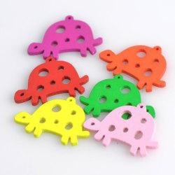 50 pack sköldpaddor i mixade färger, bordsdekoration Flera färger