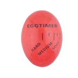 Äggtimer koka ägg hårdkokta löskokta köksredskap Röd