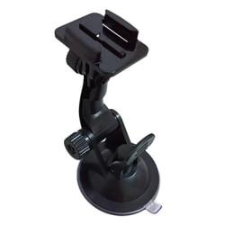 Bilhållare / sugkopp för kamera Svart