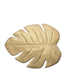 Guldigt lotus löv Guld