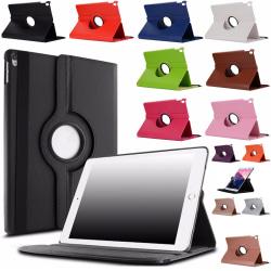 iPad Air 3 fodral skydd 360° rotation ställ skärmskydd väska - Mörkblå Ipad Air 3 & Ipad Pro 10.5