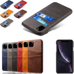 iPhone 12 Pro Max skal kort - Svart iPhone 12 Pro Max