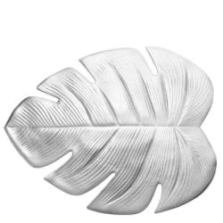 Silvrigt lotus löv Silver