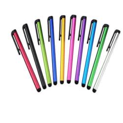 Touch penna skärm mobiltelefon eller surfplatta iphone ipad  Lila