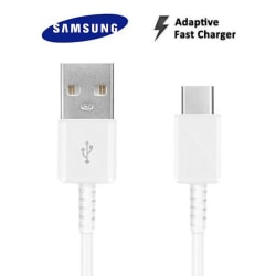 Samsung Original USB-C Kabel / Laddare 1,5m Extra lång, EP-DW700 EP-DW700CWE