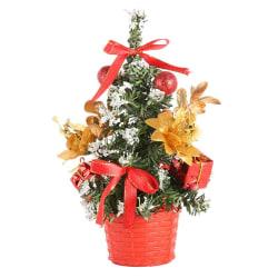 20cm-40cm Mini Christmas Trees Xmas Decorations Desktop Tree R 15cm