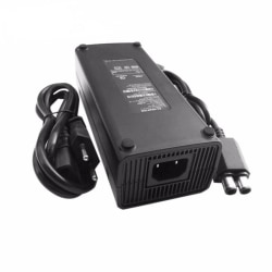 AC Power Adapter 220V Charging Power Cable for Microsoft Xbox