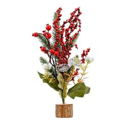 Artificial Christmas Tree Decor Mini Christmas Tree Tabletop A