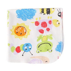 Baby Baby Swaddle Blankets Cotton Bath Towel Envelopes Wrap A16