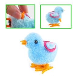 Chick Wind Up Clockwork Toys Kids Wind-up Walking Toys Plush