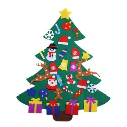 Cute DIY Felt Christmas Tree Decorations Handmade Decoration