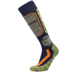 Football Socks Mens Sports Durable Long  Basketball Thickening Blue M