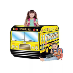 Kids Play Tent Ball Pool Ice Cream Truck School Bus Fire Truck