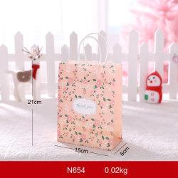 Portable Christmas Gift Holders Bags Gift Wrapping Bag 8