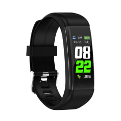 Smart Band IP67 Waterproof  Sports Tracker Wristbands For iPhone Black