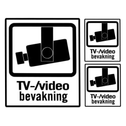 Dekor - TV/Video bevakning