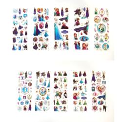 Frozen Klistermärken Stickers Decoration