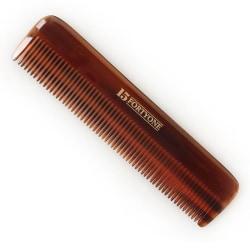 1541 London Slim Pocket Comb (fintandad/bredd) Transparent