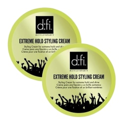 2-pack D:fi Extreme Cream 75g+150g Green
