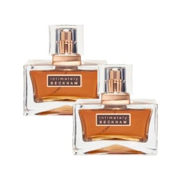 2-pack David Beckham Intually For Him Edt 75ml Brons