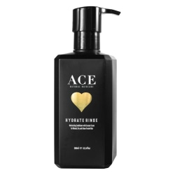 Ace Natural Haircare Hydrate Rinse 300ml Svart