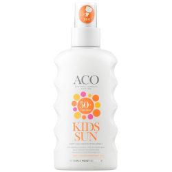 ACO Kids Sun Spray Spf 50 175ml Transparent