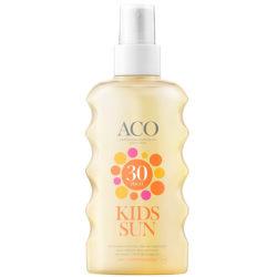 ACO Sun Spray Kids Spf 30 175ml Transparent