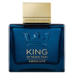Antonio Banderas King of Seduction Absolute edt 100ml Transparent
