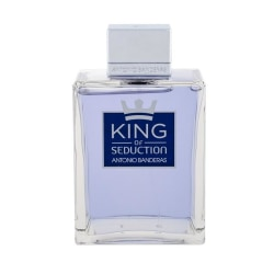 Antonio Banderas King of Seduction Edt 200ml Transparent
