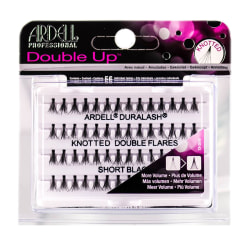 Ardell Individual Double Up Knotted Long Black Svart
