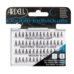 Ardell Individuals Knot-free Double Flares Medium Black Svart