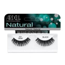 Ardell Natural Lashes 101 Demi Black Transparent