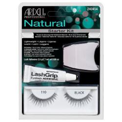 Ardell Natural Lashes Starter Kit 110 Black Svart